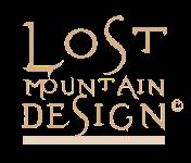 Lost Mountain Design Logo