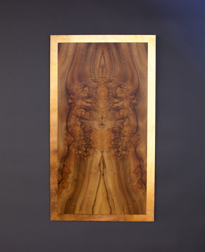 Pepperwood Burl, lostmountaindesign, wood, woodworking, wood, veneer, veneer art, art wall panel, veneer