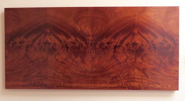 veneer, wood veneered artwork, bespoke, bespoke art, woodworking, custom art, custom art wall panel, fine woodworking, artwork, art wall panel, wood art, wood artwork, luxury art, luxury yacht, fine art, crotch mahogany, mahogany,
