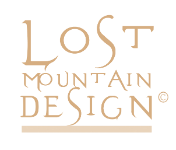Lost Mountain Design Logo